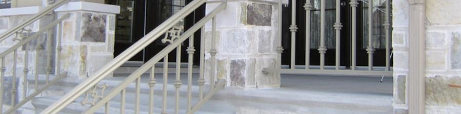 Rampes d'aluminium Basch Textiles